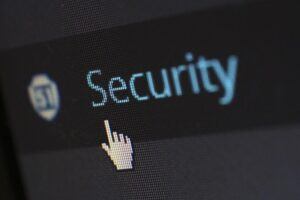 Protect your WordPress website (Image of security)